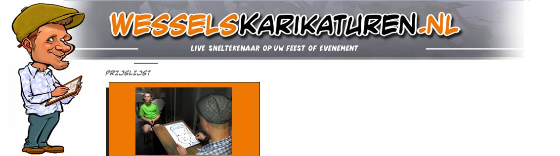 Logo Wessels Karikaturen
